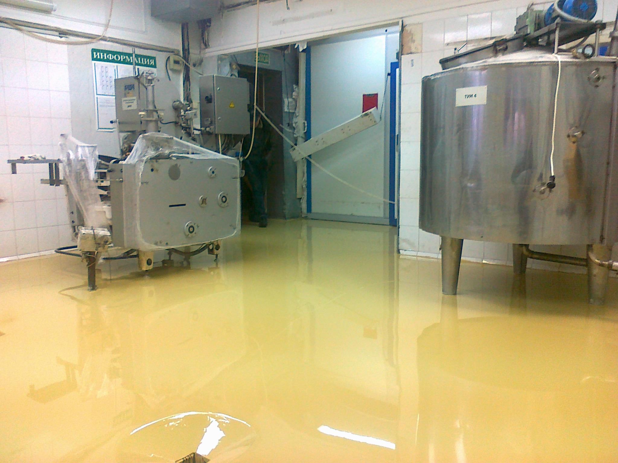 Цех по производству масла